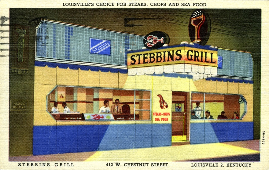Stebbins Grill